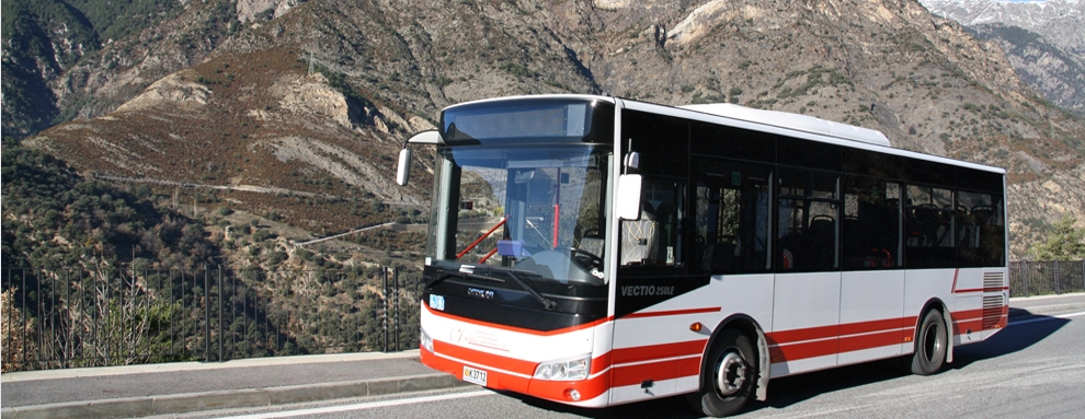 direct bus andorra